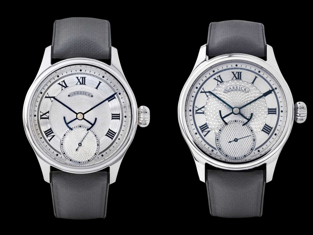 S4 English made watches by Garrick Watchmakers